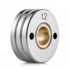 Ролик подающий 30х10х12, 1,0-1,2мм