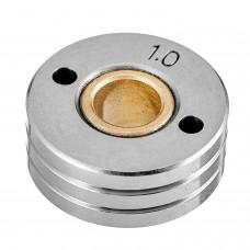 Ролик подающий 30х10х12, 0,8-1 мм