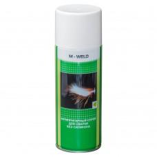 Спрей антипригарный от налипания брызг без силикона M-WELD, 400 мл
