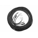 К-т кабелей 10м, на 300А, (Germany type) 35-50/1*25