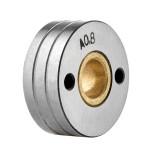 Ролик подающий 30х10х12, 0,8–1 мм