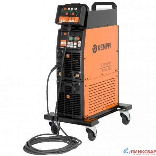Источник питания для автоматизированной сварки KEMPPI KempArc Pulse 450