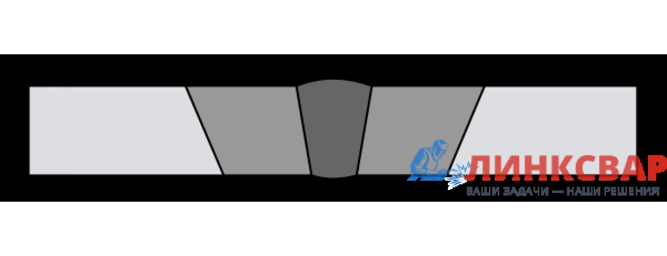 Зоны термического влияния сварного шва