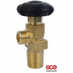 Вентиль газовый сетевой GCE Кислород
