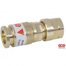 Быстросъемный соединитель GCE O2 G3/8