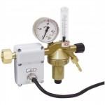 Регулятор расхода газа GCE DINFLOW Plus 24 V N1 (аргон/углекислый газ) с подогревателем