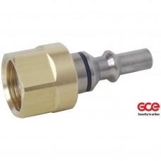 Быстросъемный соединитель для горелок GCE O2 G1/4