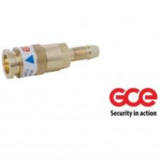 Быстросъемный соединитель для горелок с обратным клапаном GCE O2 d6,0 (female)