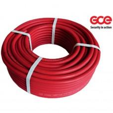 Рукав газовый GCE красный d6,3