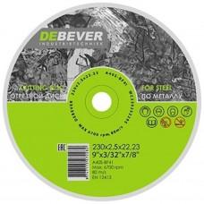 Отрезной круг Debever WC355402549P