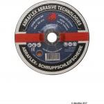 Круг отрезной ABRAFLEX A30R INOX BF 180X1,2X22,23