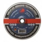 Круг зачистной ABRAFLEX А24R INOX BF 230x6x22,23