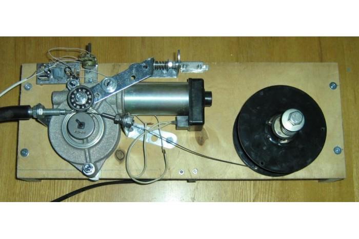 Как создать механизм подачи проволоки для полуавтомата своими руками?