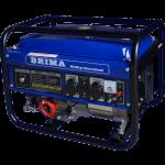 Бензиновый электрогенератор BRIMA LT 3900 EB