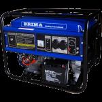 Бензиновый электрогенератор BRIMA LT 8000 EB