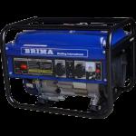 Бензиновый электрогенератор BRIMA LT 2500 B