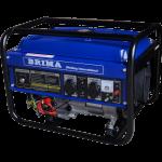 Бензиновый электрогенератор BRIMA LT 2500 EB