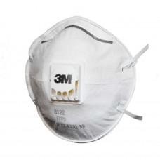 Полумаска 3M 8122 для защиты от пылей и туманов (240 шт/уп)