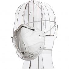Полумаска 3M 8101 для защиты от пылей и туманов (720 шт/уп)