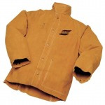 Замшевая куртка сварщика ESAB