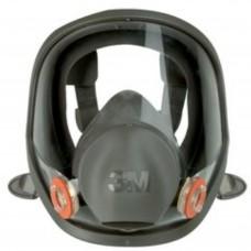Полная лицевая маска 3M 6000 (4 шт/уп)