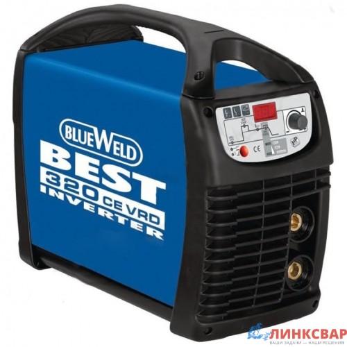 Сварочный инвертор BlueWeld Best 320 CE VRD