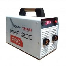 Сварочный инвертор VIKING ММА 200 PRO