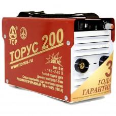 Сварочный инвертор ТОР Торус-200 Классик (кейс)