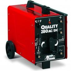 Сварочный аппарат Telwin QUALITY 280 AC/DC