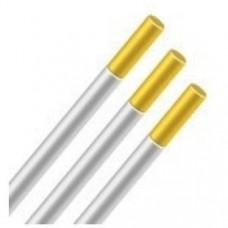 Вольфрамовый электрод WL-15 (золотистый) d2,0