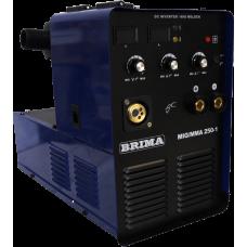 Сварочный полуавтомат BRIMA MIG/MMA 250-1 (220В)
